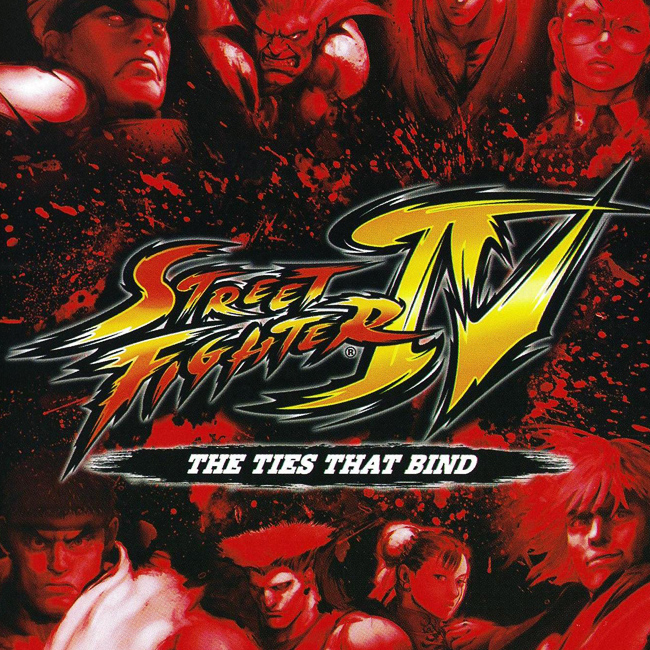 8/ Street Fighter IV: The Ties that Bind