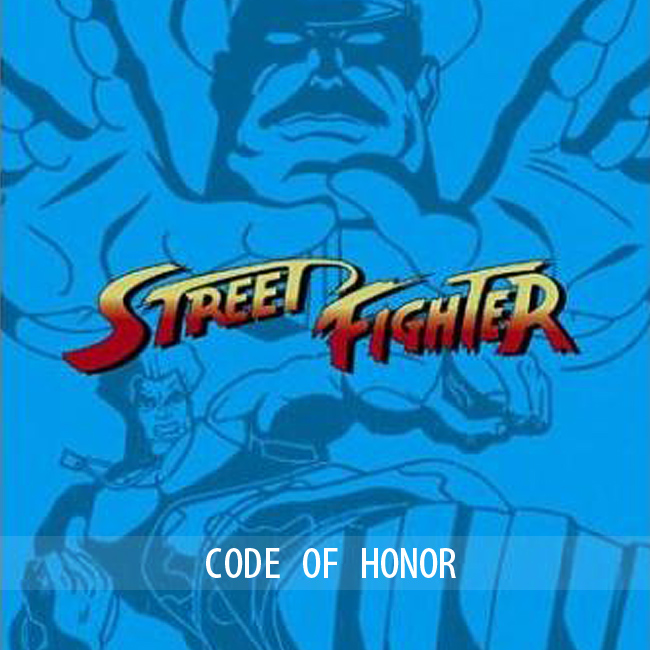 3/ Street Fighter: Code of Honor